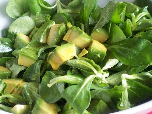 kannattaa syödä enemmän avokadoa salaatin joukossa