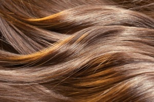 terveet hiukset