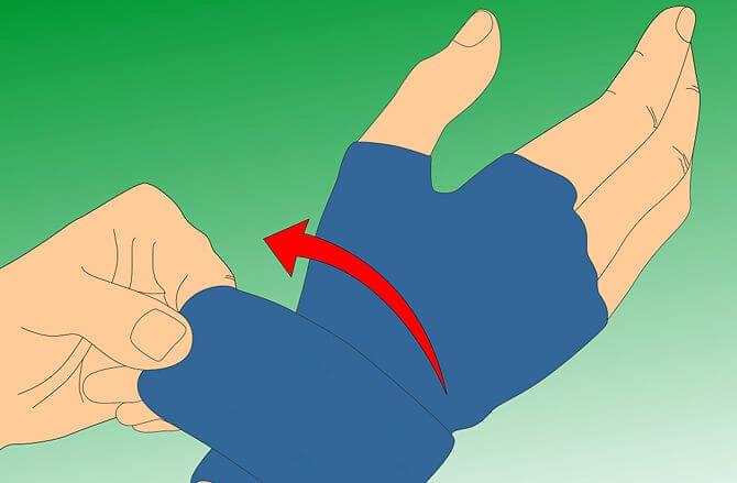 turvotus sormissa helpottuu kun otetaan käyttöön puristuskäsineet