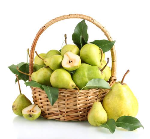 Päärynä päivässä tekee hyvää