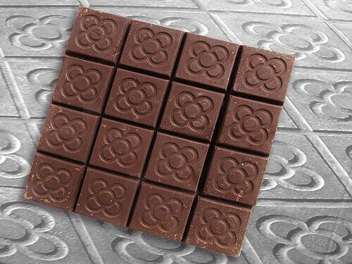 Suklaa lemmenlääke