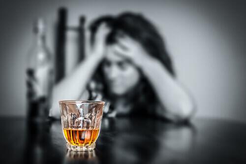 aivoja vahingoittavia tottumuksia: alkoholi