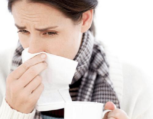 flunssa immuunijärjestelmä