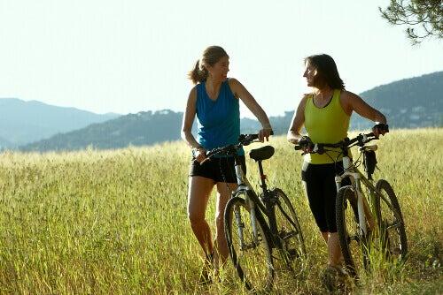 liikunta avuksi ummetuksen välttämiseksi
