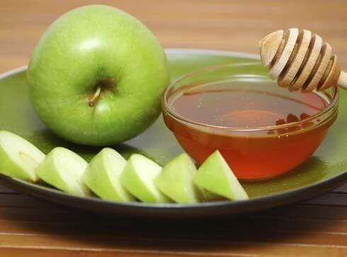 omena-hunaja