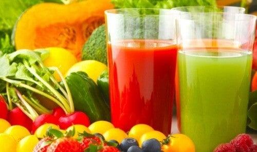 Vinkkejä elimistön puhdistamiseksi myrkyllisistä aineista