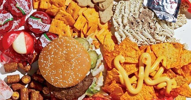roskaruoka vahingoittaa suolistoa