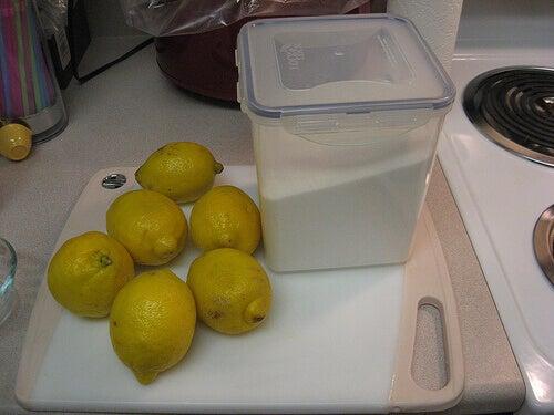 sokeri-sitruuna