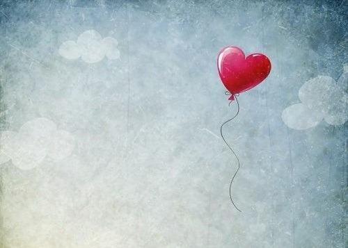 sydänilmapallo