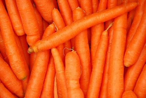 Porkkanat estävät syöpää