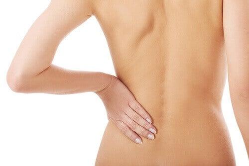 Hoitokeinot selkäkipuun