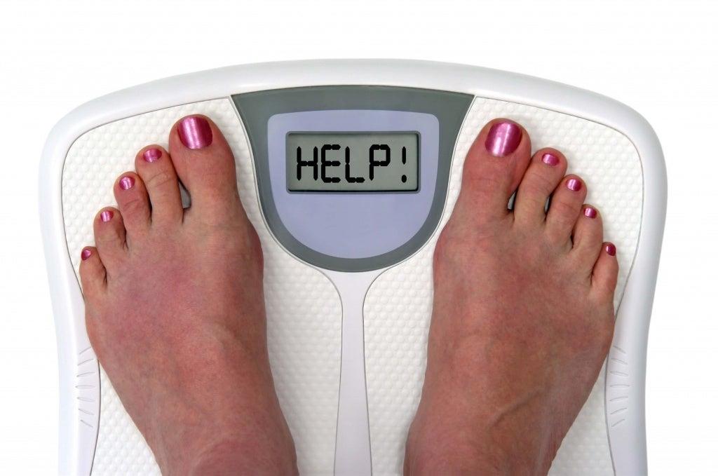 ylipaino on hitaan aineenvaihdunnan aiheuttama ongelma