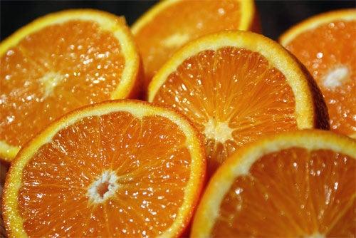 appelsiini aamupalaksi