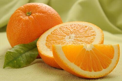 appelsiinista hoitokeinoa syyliin