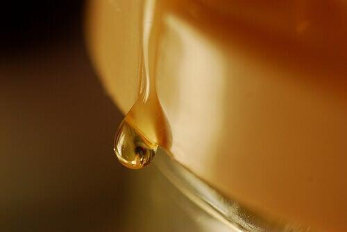 hunajaa ja kanelia