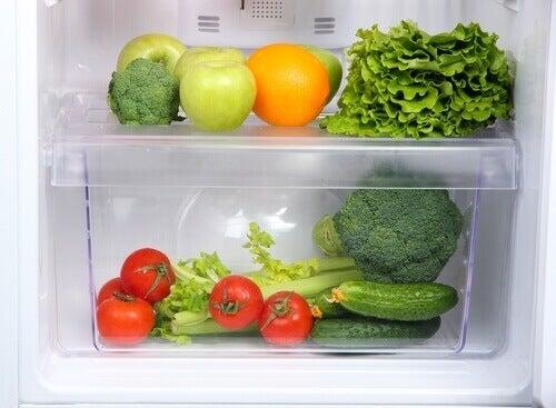 Ruuat, joita ei tulisi säilyttää jääkaapissa