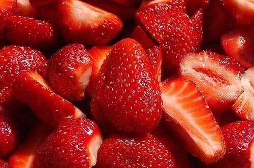 mansikka-dieetti