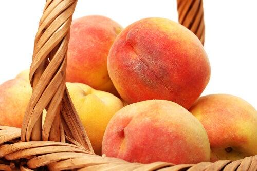 persikkakori