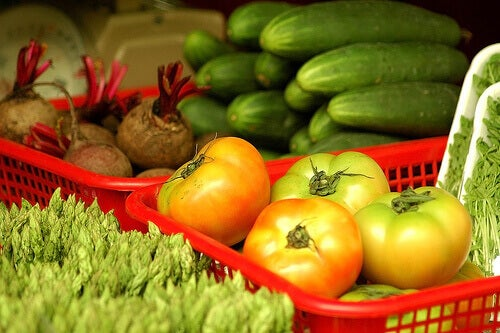 vihanneksilla eroon ihon epäpuhtauksista