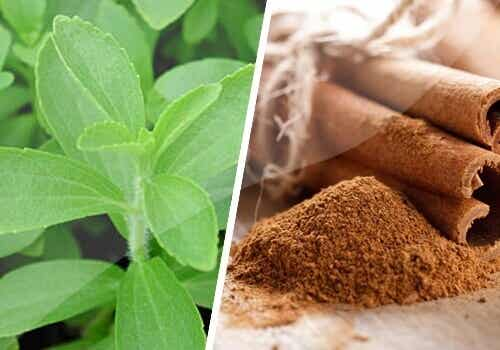 Stevia ja kaneli diabeteksen hoitoon