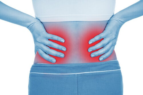 munuaisinfektiot aiheuttavat kipua alaselässä