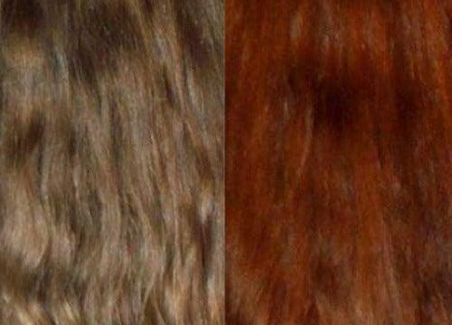 Hiusten värjäys luonnonuutteilla on mahdollista