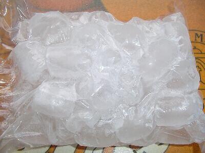 Käytä jääpussia helpottamaan polvikipua.