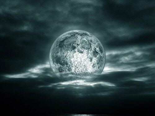 Voiko kuu vaikuttaa elämääsi?