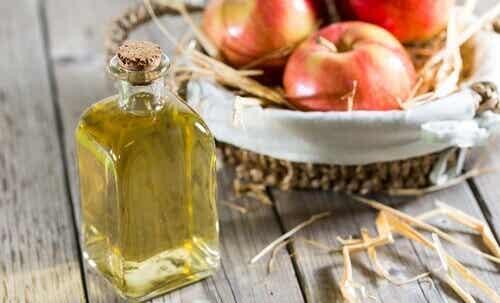 Omenaviinietikan käyttö ja hyödyt