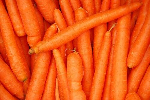 porkkana osteoporoosi