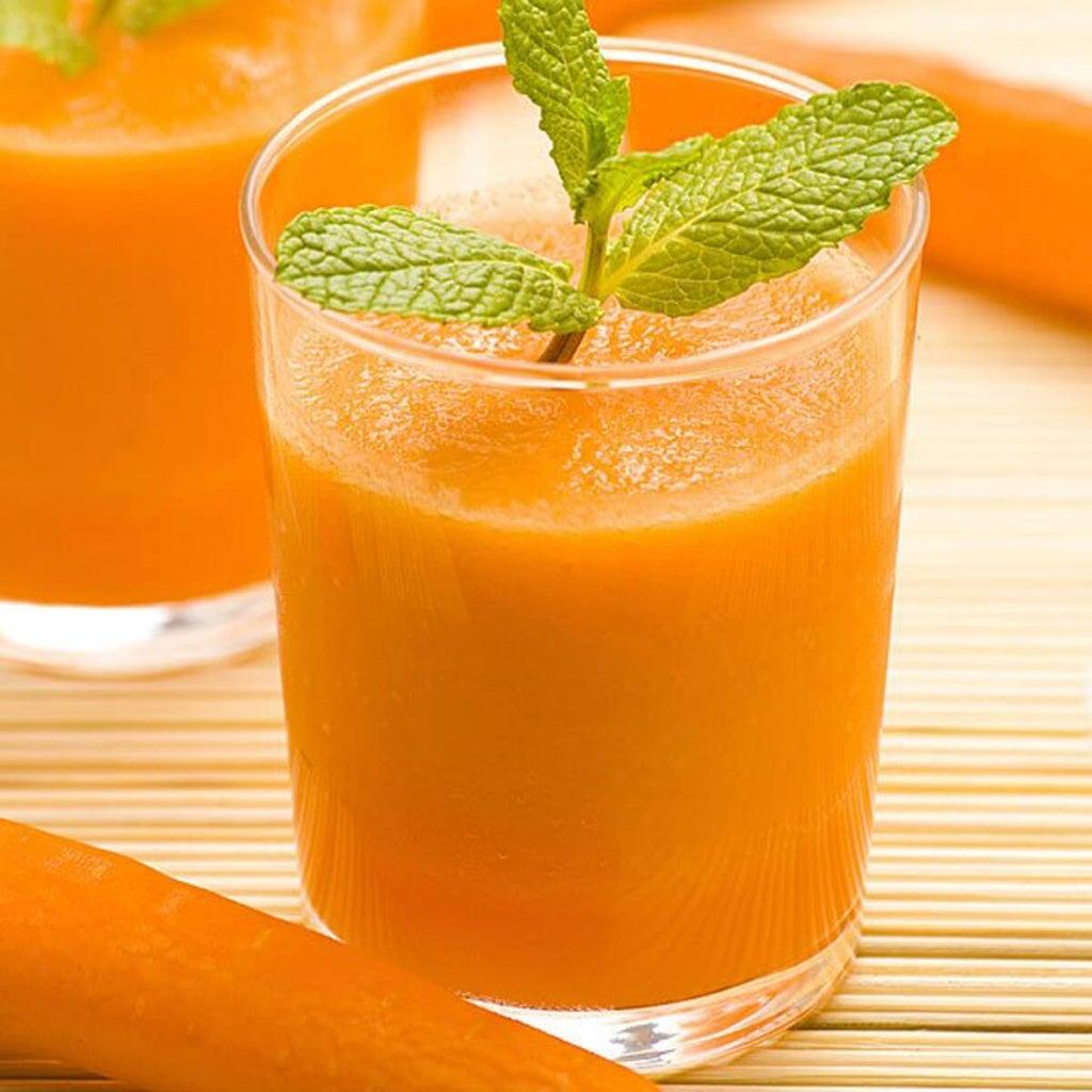 Porkkanamehu