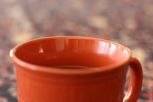 Punainen tee on hyvin arvostettua Kiinassa.
