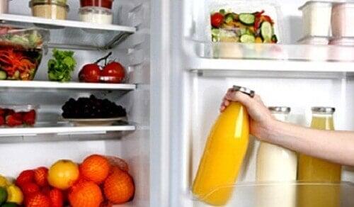 11 ruokaa, joita ei tulisi koskaan säilyttää jääkaapissa