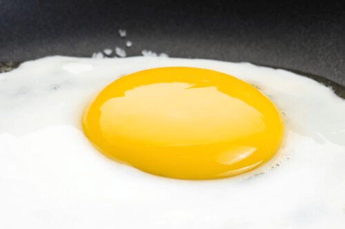kananmuna keltuainen