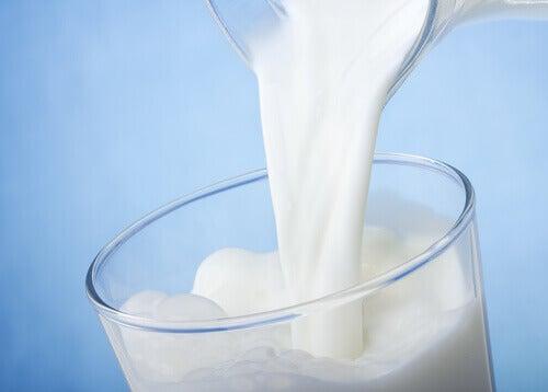 ärtyvän suolen oireyhtymän hoito: ei maitoa