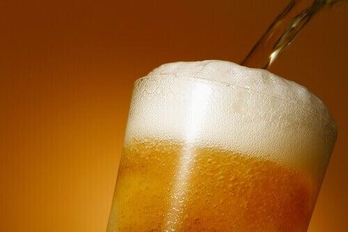 alkoholi ja virtsarakon tulehdus