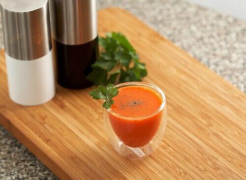 Parhaat syöpää vastustavat vihannekset: porkkana