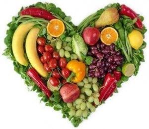 hedelmien syönti on terveellistä