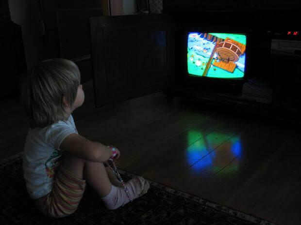 televisio ja lapset