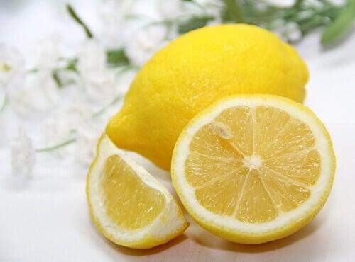 Sitruunanpaloja