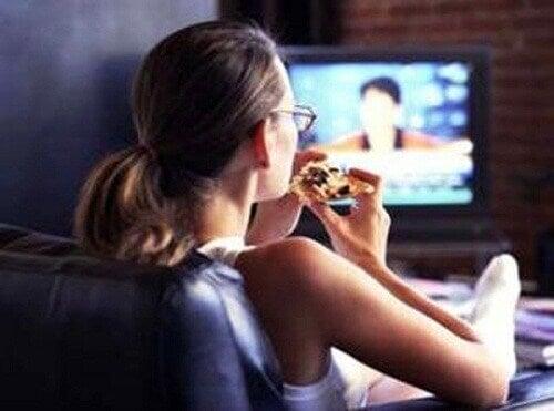 Television katsominen