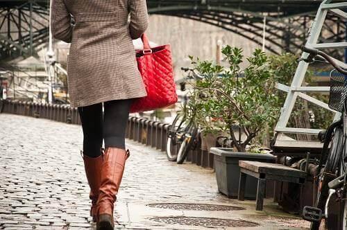 Voit rentoutua viidessä minuutissa kävelelmällä pienen lenkin ulkoilmassa.