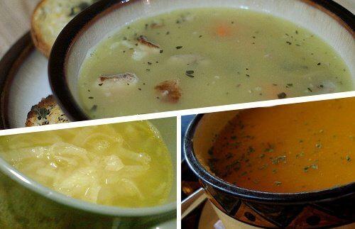 4 keittoa vilustumisen ehkäisemiseksi