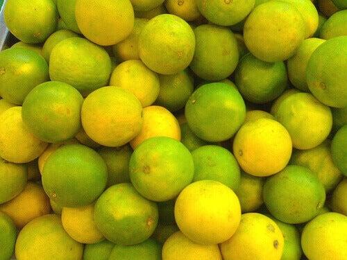 Limejuoma tasapainottaa kaliumin ja natriumin määrän
