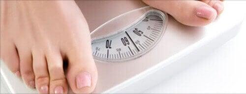 nilvelrikon aiheuttamista oireista eroon pudottamalla painoa