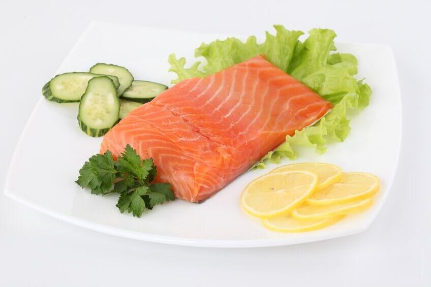 Kala sisältää terveellisiä omega-3- ja -6- rasvahappoja.