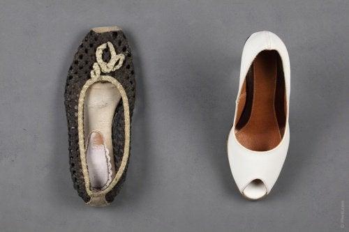 Talkki raikastaa pahanhajuiset kengät