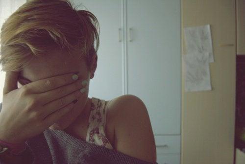 ahdistuneisuus on hyvinvoinnille haitallista