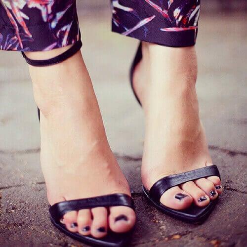 Hyvä hygienia kengissä on tärkeää