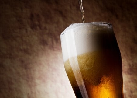 Olut on tehokas nesteenpoistaja.